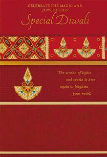 Special Diwali Card,