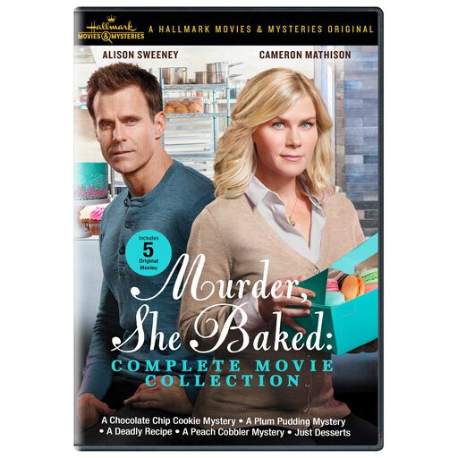 Murder, She Baked Complete DVD Collection,