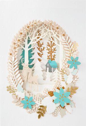 Sharing the Season Christmas Card