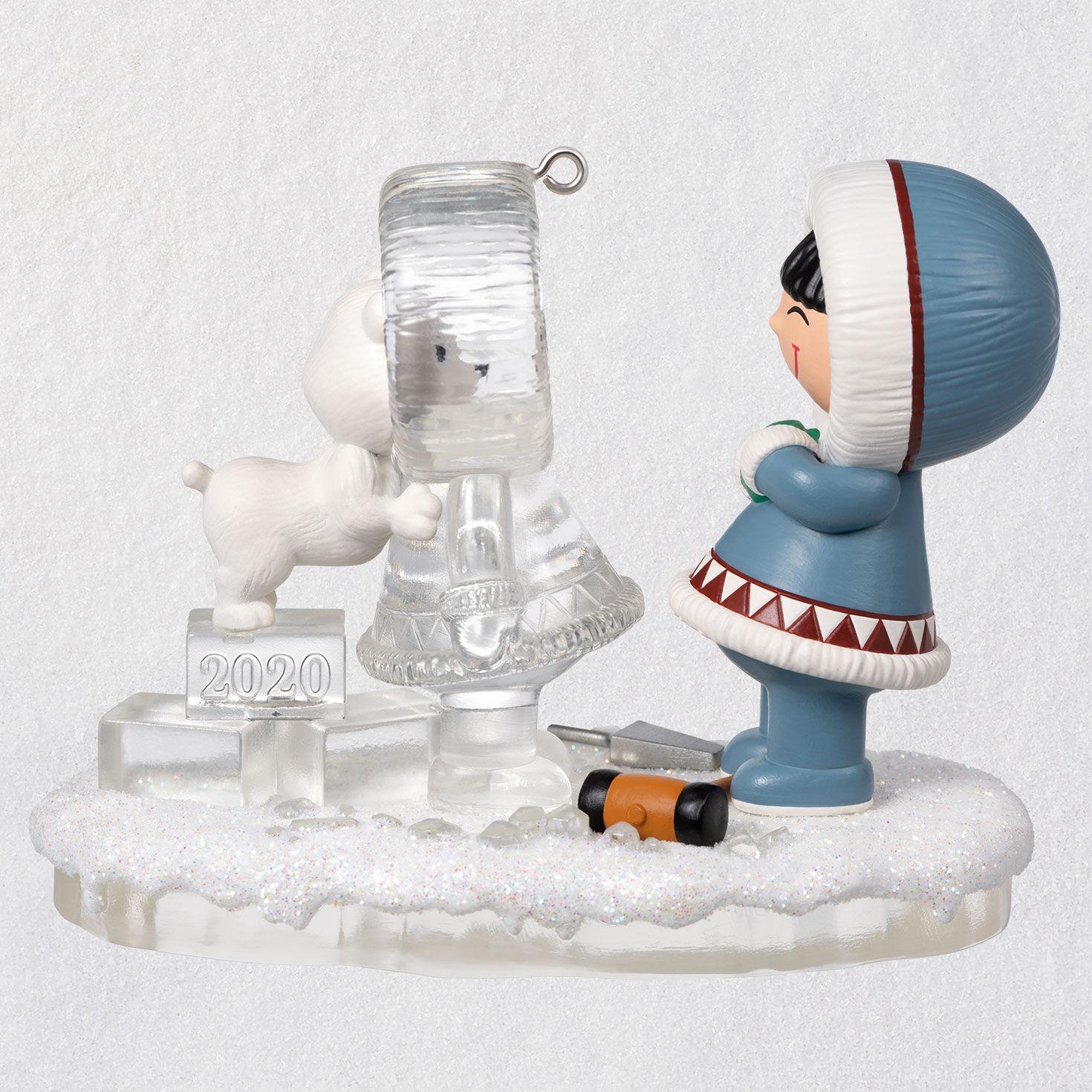 Frosty Friends 2020 Ornament   Keepsake Ornaments   Hallmark