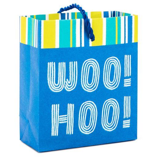 Woo Hoo Gift Card Holder Mini Bag, 4.5