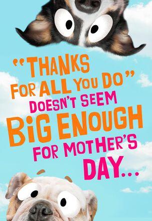 Sentimental Banner Mother's Day Card