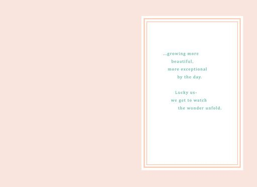 Blessing in Bloom Easter Card,
