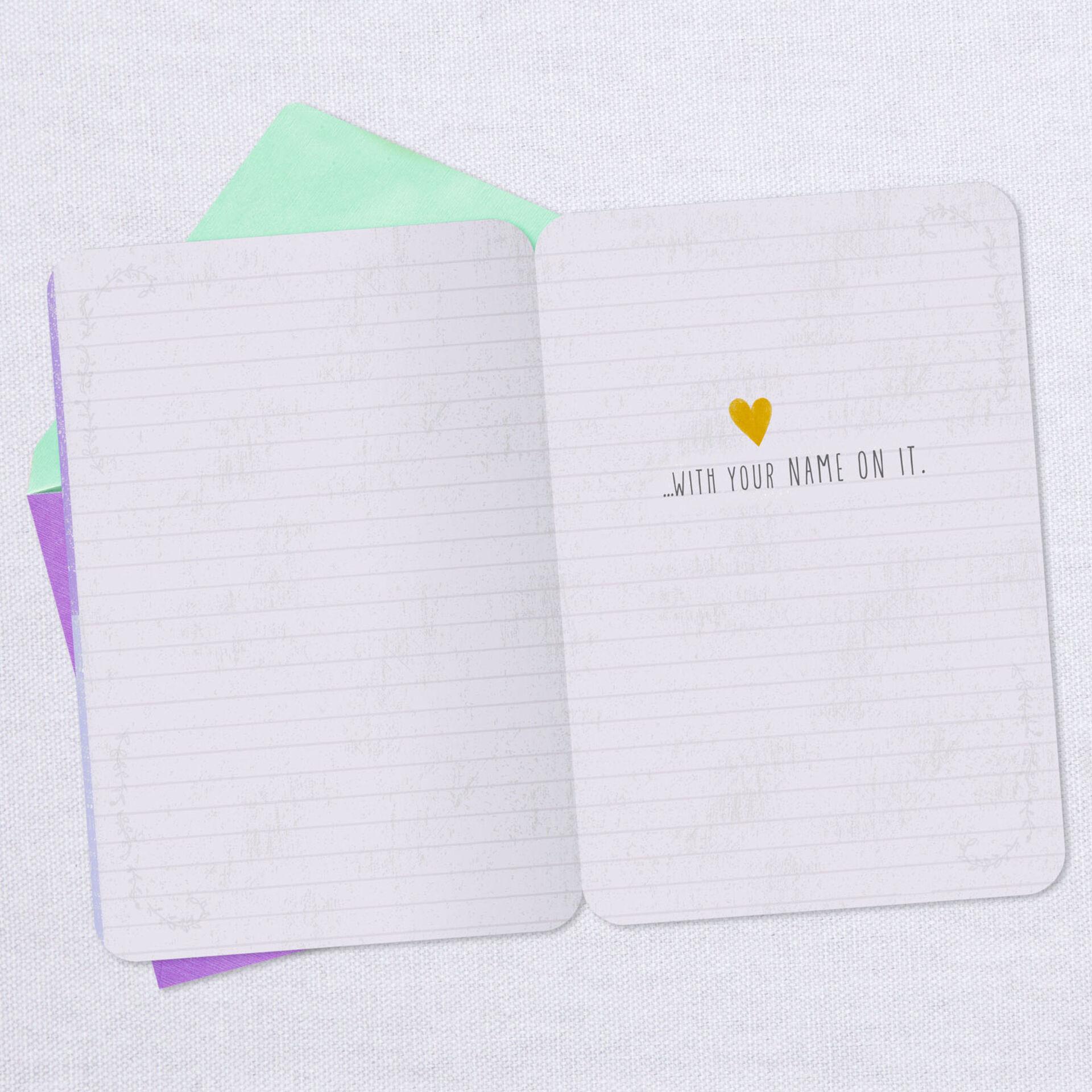 Hallmark Bear Hug Paper Hug Thinking of You Card