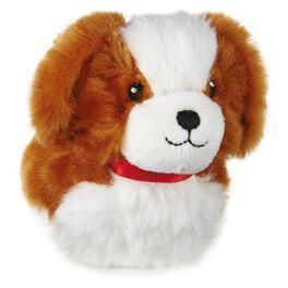 Zip-Along Dog Stuffed Animal, , large