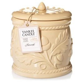 Harvest® Ceramic Crock Candle by Yankee Candle®, , large