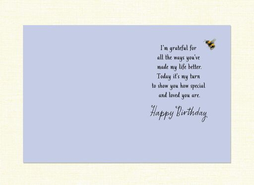 Marjolein Bastin I Look Up to You Birthday Card for Mom,
