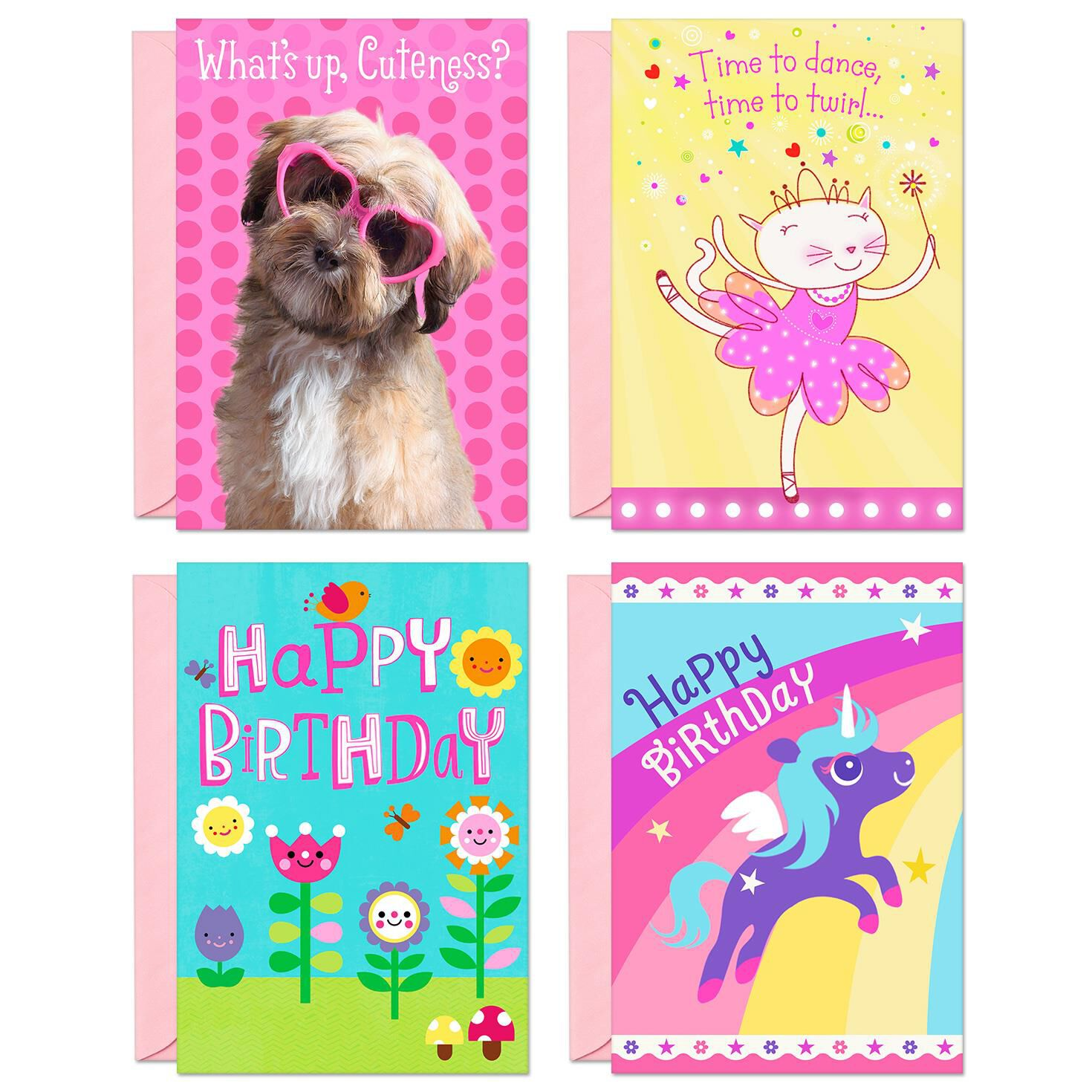Boxed Birthday Cards Hallmark