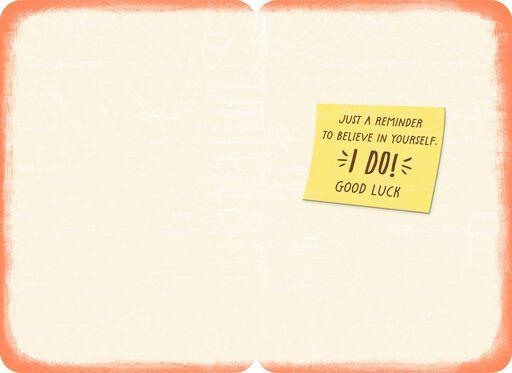 Kick Butt Today Encouragement Card,