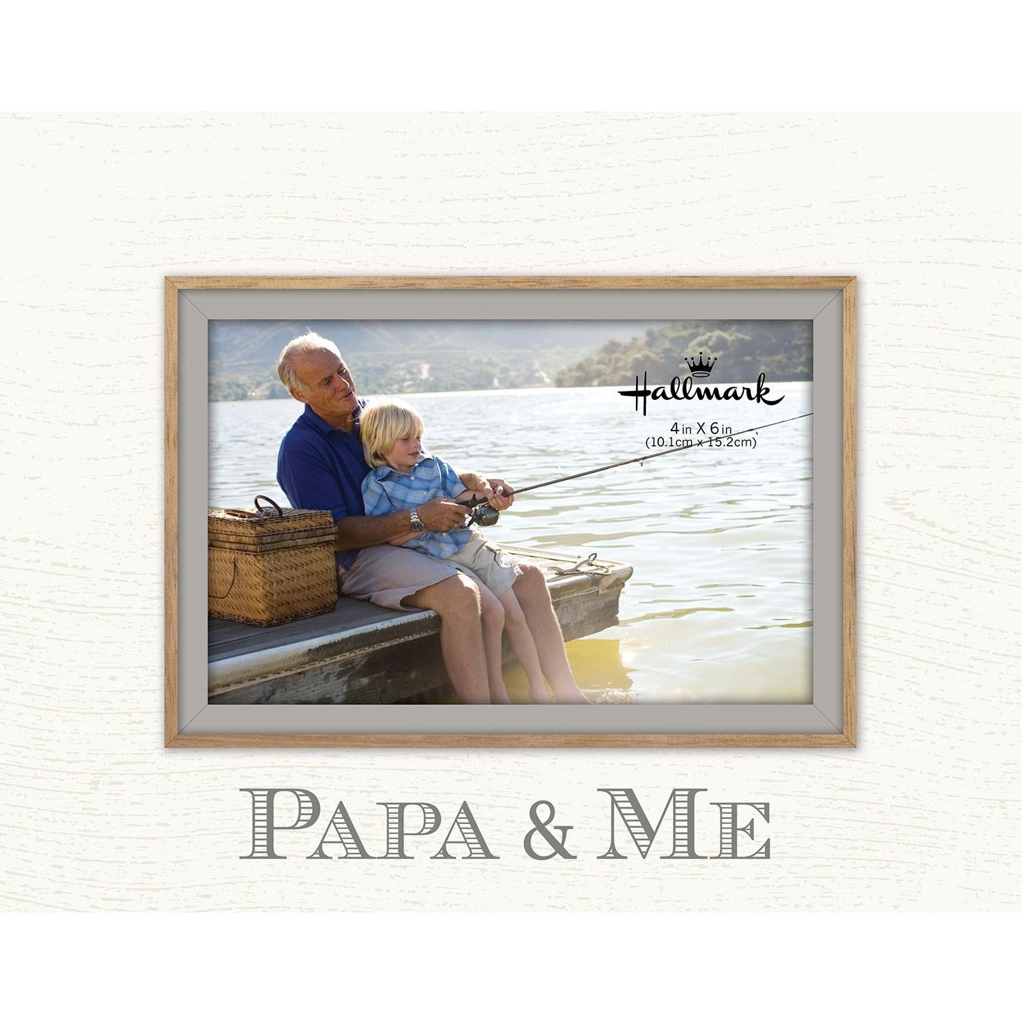 Papa & Me Malden Picture Frame, 4x6 - Picture Frames - Hallmark
