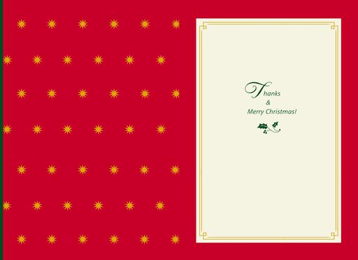 You Jingle Bell Rock Christmas Card for Coach,
