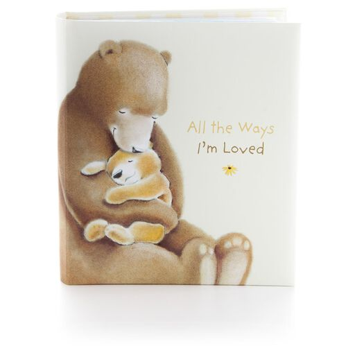 All The Ways I Love You Baby Memory Book