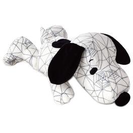 """Peanuts® Snoopy Cobweb Print Floppy Stuffed Animal, 10"""", , large"""