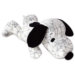 "Peanuts® Snoopy Cobweb Print Floppy Stuffed Animal, 10"","