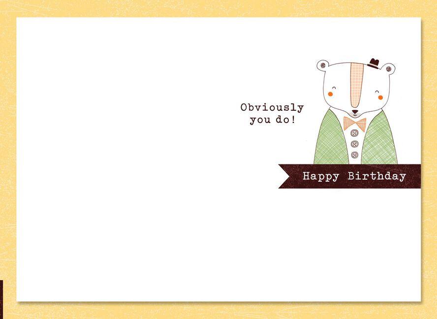 Awesome Great Grandpa Birthday Card Greeting Cards Hallmark