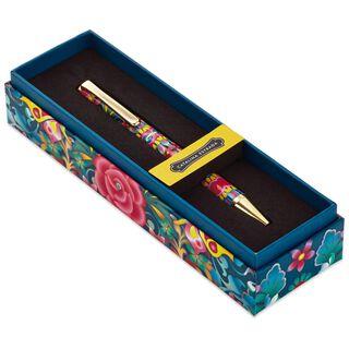 Catalina Estrada Blue Rose Pen,