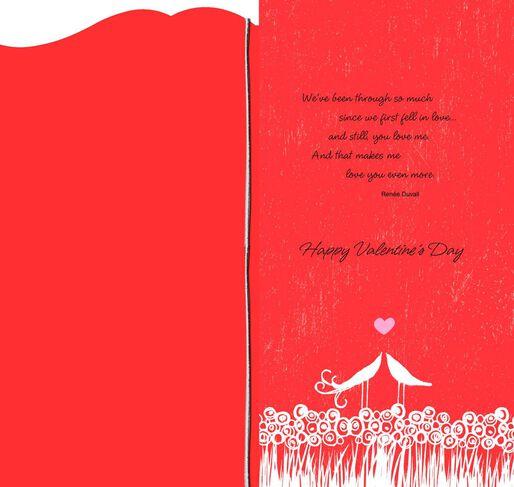 Still in Love Valentines Day Card Greeting Cards Hallmark – First Valentines Day Card