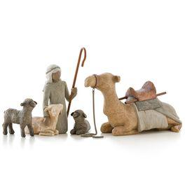 Willow Tree® Shepherd & Nativity Animals, , large
