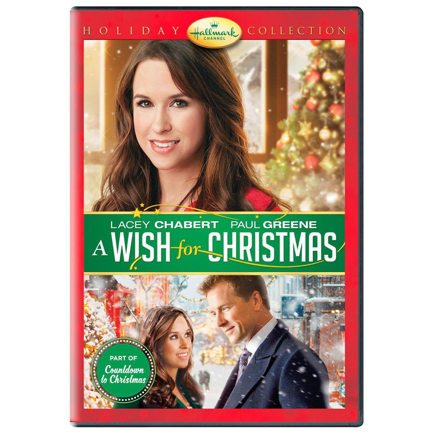 a wish for christmas dvd hallmark channel hallmark