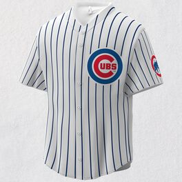 Chicago Cubs™ Jersey Ornament, , large