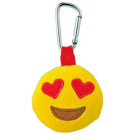 ILuvEmoji Heart Backpack Clip, , large