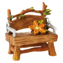 Fairy Garden Bench Garden Decoration, , large