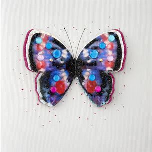 Beautiful You Butterfly Birthday Card