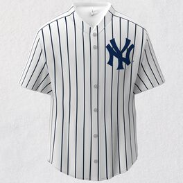 New York Yankees™ Jersey Ornament, , large