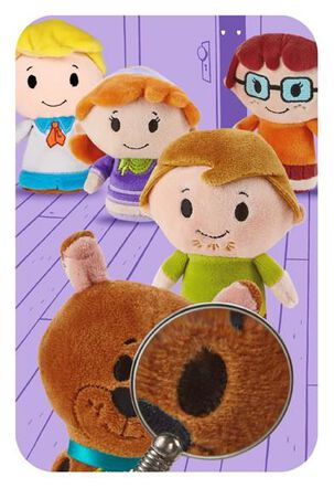 SCOOBY-DOO itty bittys® Greetings Just Because Card