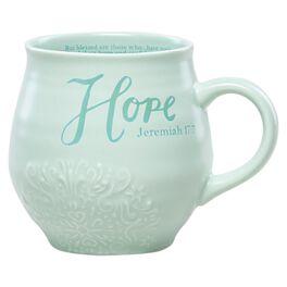 DaySpring Hope Stoneware Mug, 14 oz., , large