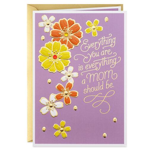 Its A Joy Having Mom Like You Mothers Day Card