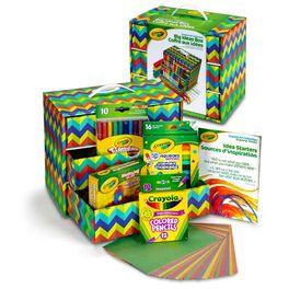 Crayola® Big Ideas Box for Art Supplies Storage, , large