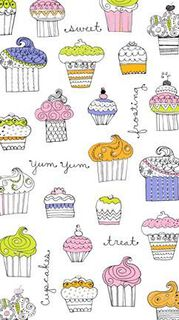 Cupcakes Just Because Card,