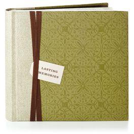 Sage Serenity Bookbound Photo Album, , large