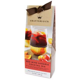 Red Wine Sangria Cocktail Mix, 5.5 oz., , large