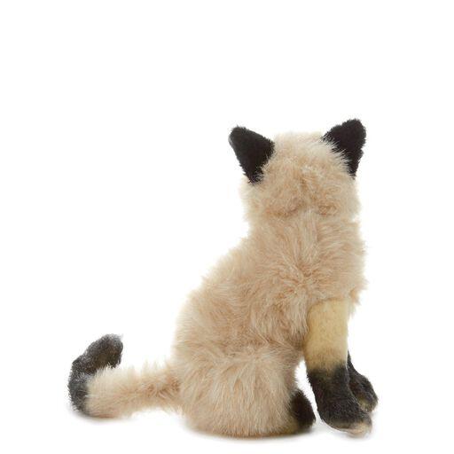 c980a87dc1e0 Seal Point Cat Large Stuffed Animal - Classic Stuffed Animals - Hallmark