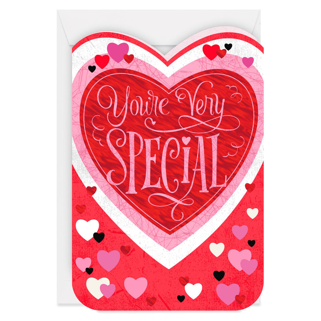 You Re Very Special Jumbo Valentine S Day Card 19 25