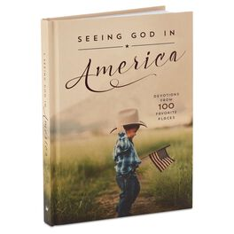 Seeing God in America: Devotions From 100 Favorite Places Book, , large