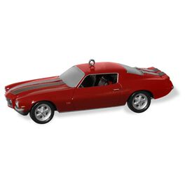 Classic American Cars 1970 Chevrolet® Camaro® Z28 Ornament, , large