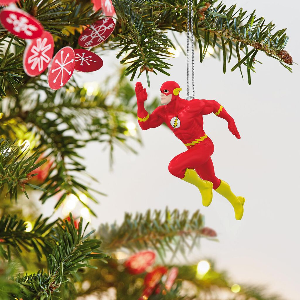 Mini Justice League™ The Flash™ Ornament, 1.3\