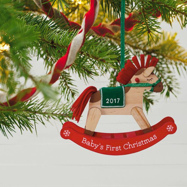 babys first christmas ornament baby 2014 ornaments canada root