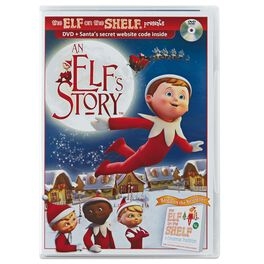 "Elf on the Shelf® ""An Elf's Story"" DVD, , large"