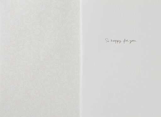 Here Comes the Bride Wedding Card,. Product quick look
