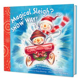 Magical Sleigh? Snow Way! Storybook, , large