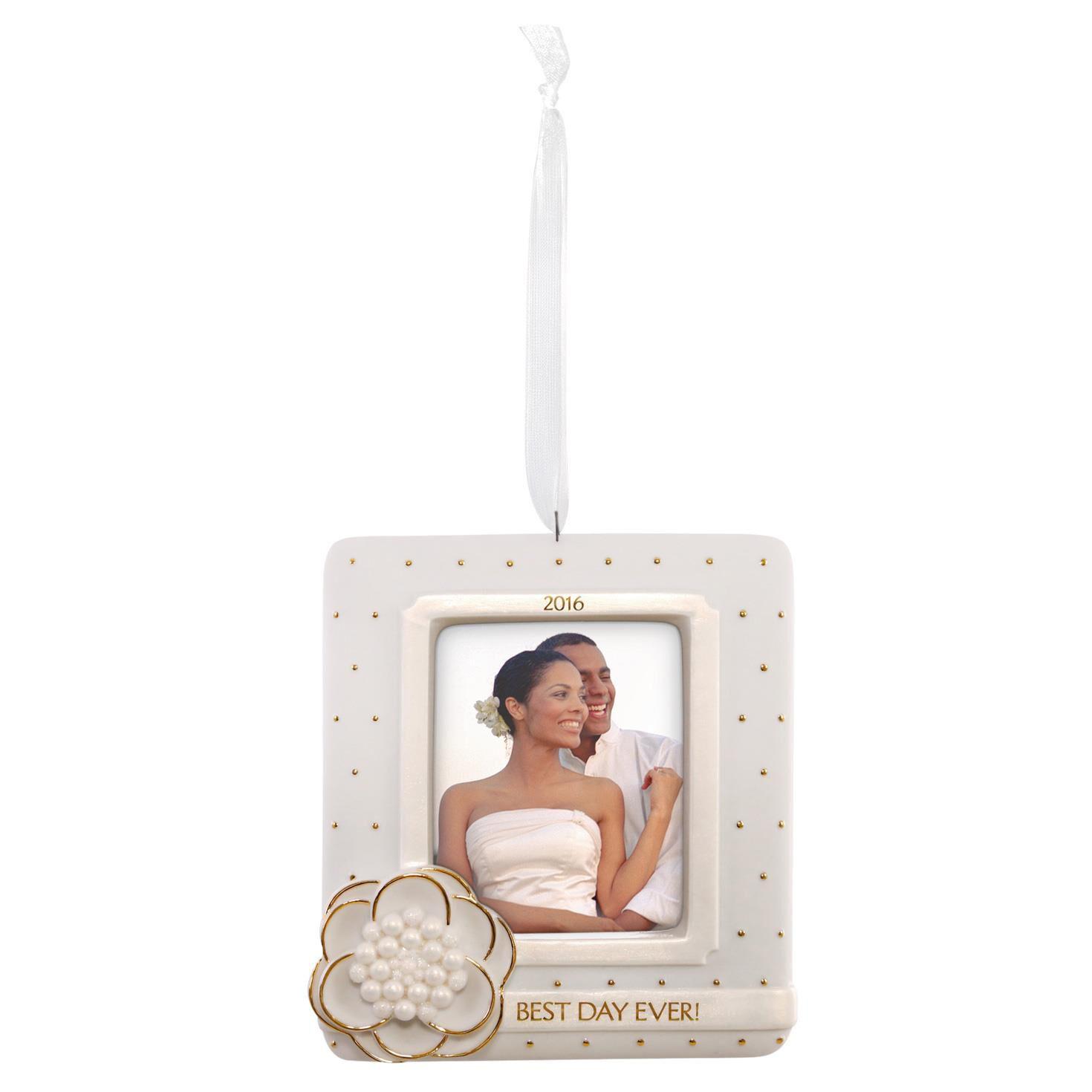 Hallmark Wedding Gifts Choice Image Wedding Decoration Ideas Wedding Photo  Holder Ornament Keepsake Ornaments Hallmark Cenypradufo
