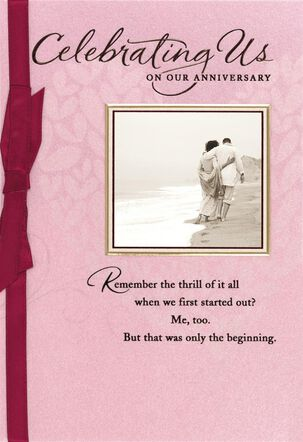 You're the Best Choice I Ever Made Anniversary Card