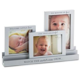 Baby Milestones Set of 3 Picture Frames, , large