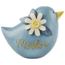 Mother Blue Bird Figurine, , large