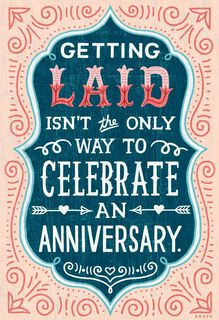 Beautiful and Heartfelt Anniversary Card,