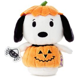 itty bittys® Peanuts® Trick-or-Treat Snoopy Stuffed Animal, , large